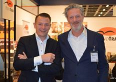 Jeroen Wesseling en Ralph Reinders van Dutch Credit Brokers.
